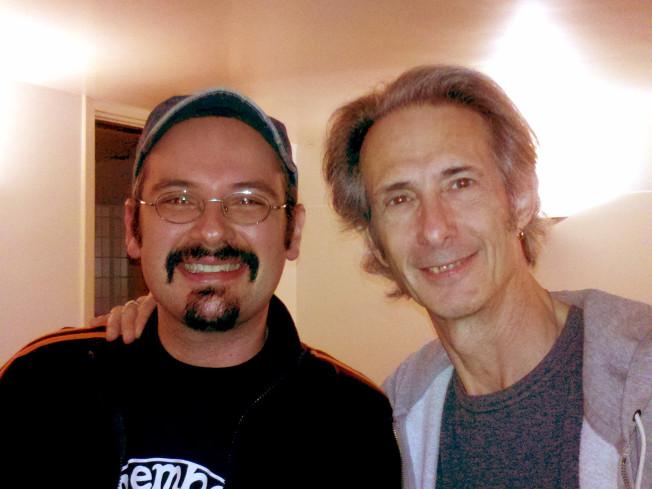 Bento Araujo e Lenny Kaye, Amsterdam 2013