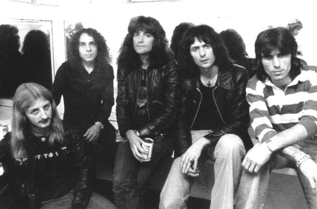 Rainbow em 1978