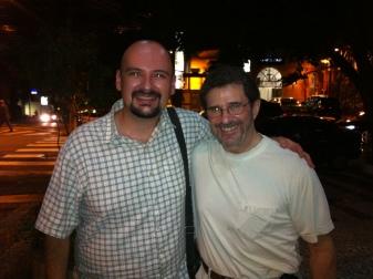 Bento Araujo e Derek Shulman