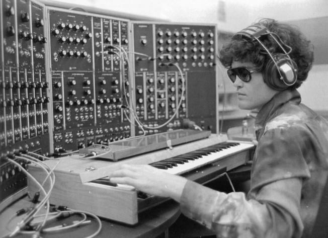 Micky Dolenz no Moog