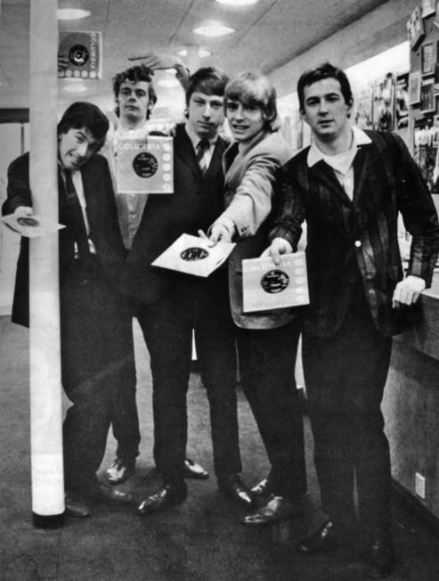 Yardbirds, 1964