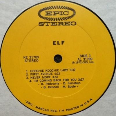 ELF Label