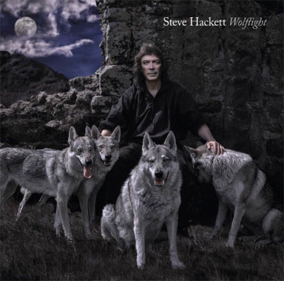 Steve Hackett - Wolf Light