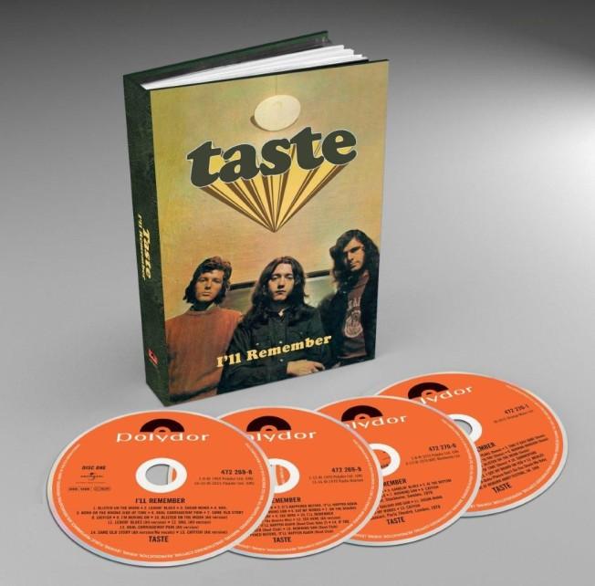 Taste I'll Remember
