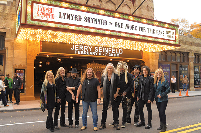 One More For The Fans! - Celebrating The Songs & Music Of Lynyrd Skynyrd - Arrivals