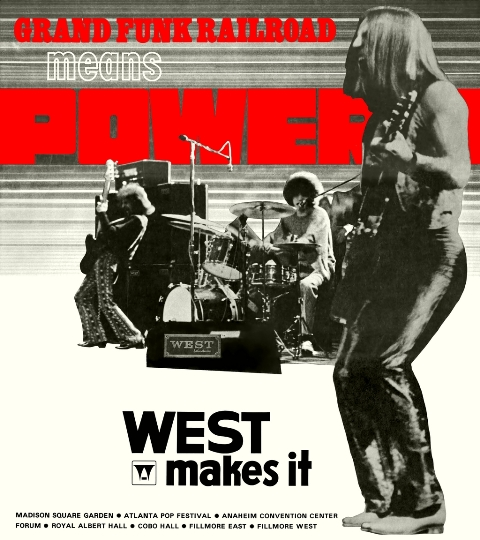 WEST POSTER front